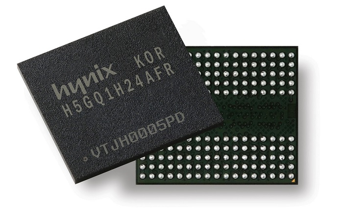 Microchip Memoria